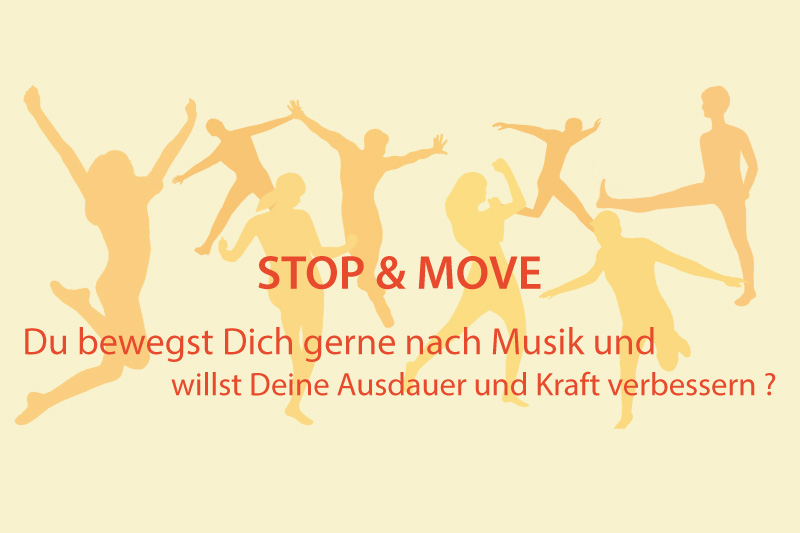 Stopping Movement